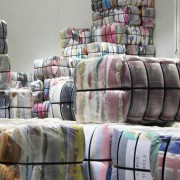 Bundle of Clothes for export from Kerry Cork